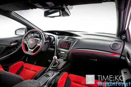 Новая Honda Civic Type R 2016 года